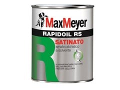 Smalto RAPIDOIL RS - MAXMEYER BY CROMOLOGY ITALIA