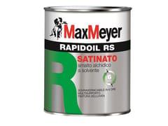 SMALTORAPIDOIL RS - MAXMEYER BY CROMOLOGY ITALIA