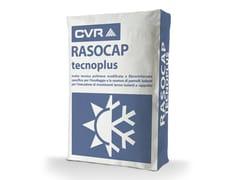 CVR, RASOCAP TECNOPLUS Rasante per intonaco