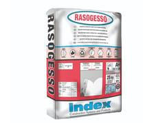 Rasante per lisciatura a base di calce e gessoRASOGESSO - INDEX