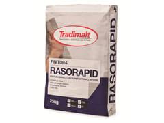 Rasante per intonacoRASORAPID - TRADIMALT