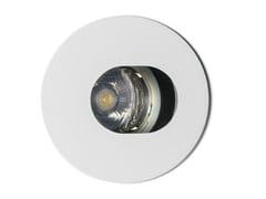 Faretto in metallo a soffitto RASTAF 86 LED TONDO -