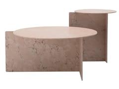 Tavolino rotondo in marmoRATIO   Tavolino in marmo - FORMER / BUSNELLI S.P.A. A SOCIO UNICO