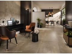 Pavimento in gres porcellanato effetto cementoRAW | Pavimento - ATLAS CONCORDE