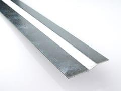 DRACO, RAWMAT BARRA TERMINALE Barra sagomata preforata in acciaio zincato