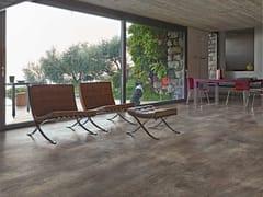 Pavimento/rivestimento in gres porcellanato effetto cementoRAWTECH - FLOOR GRES MADE IN FLORIM CERAMICHE