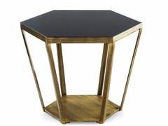 Tavolino basso in cristallo da salotto RAY | Tavolino in cristallo - Ray