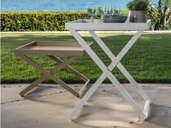 Tavolo da giardino quadrato in alluminioRAY | Tavolo da giardino - TALENTI