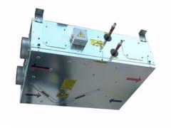 Recuperatore di calore RCA-BAT -