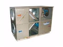Recuperatore di caloreRCA-VT - FINTEK