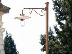 Lampione da giardino in metalloRE LEAR | Lampione da giardino - ALDO BERNARDI