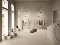 Pavimento/rivestimento in gres porcellanato effetto cementoRE-PLAY CONCRETE SAND - PROVENZA BY EMILGROUP