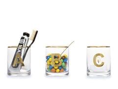 Bicchiere in vetroREBUS | Bicchiere - INDUSTRIA VETRARIA VALDARNESE
