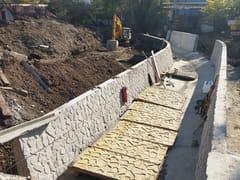 COPLAN, RECKLI® Matrice per parete facciavista in calcestruzzo