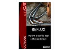 Calcolo impianti di scarico residenzialiREFLUX - COINTEC