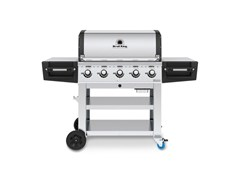 Barbecue a gasREGAL S 510 COMMERCIAL - BROIL KING ITALIA • MAGI&CO