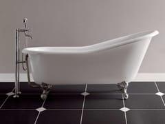 Vasca da bagno in ghisa su piediREGENT - BATH&BATH