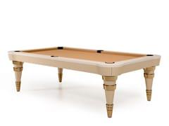 Tavolo da biliardo rettangolareREGIS - VISMARA DESIGN