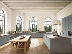 Cucina componibile in legno con isolaREGULA THE TRADITIONAL - ELMAR