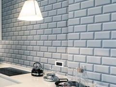 MyMosaic, REGULAR SUBWAY Mosaico in poliuretano per interni ed esterni