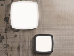 Plafoniera a LED in alluminio e PMMAREIKI - LINEA LIGHT GROUP