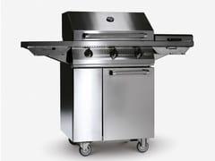 Barbecue a gas in acciaio inoxRENÉ - PALAZZETTI LELIO