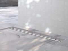 Scarico per doccia in acciaio inoxRENOVA - OMP TEA