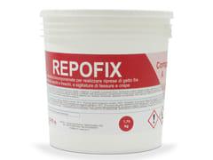 CVR, REPOFIX Resina epossidica per la sigillatura di fessurazioni