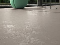 Pavimento/rivestimento in gres porcellanato effetto resina per interni ed esterniRESINA - CASALGRANDE PADANA