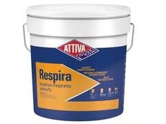 ATTIVA, RESPIRA Idropittura traspirante antimuffa