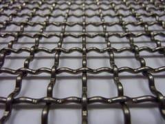 TTM Rossi, RETI TESSUTE PREONDULATE Rete metallica per l'industria