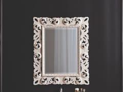 ARTELINEA, RETRÒ Specchio da parete con cornice in legno
