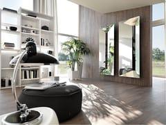 Specchio rettangolare da pareteREVERSO | Specchio - FIAM ITALIA