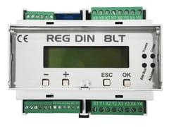 Centraline di regolazione per impianti in cascata e solareREVIS REG DIN 8 - REVIS