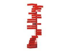 Mobile a 20 cassetti rotanti in materiale plasticoREVOLVING CABINET - CAPPELLINI BY CAP DESIGN