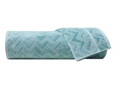 MissoniHome, REX SET Set 5 asciugamani in spugna di cotone
