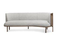 Divano imbottito a 3 postiRF1903   Sideways Sofa - CARL HANSEN & SØN MØBELFABRIK A/S