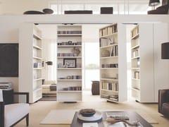 Libreria divisoria girevole in legnoRI-VISTA   Libreria girevole - ALBED