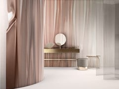 Carta da parati stampata in digitale in vinile RIBBON - COLLECTION IX Creative Wallcoverings