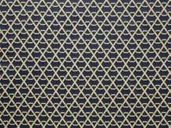 Tessuto da tappezzeria jacquard con motivi graficiRIBON - LELIEVRE