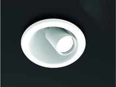 Faretto a LED orientabile in alluminio da incassoRICCIO | Faretto da incasso - MARTINELLI LUCE