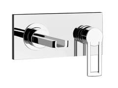 Rubinetto per lavabo a cascata monocomando RIFLESSI 44881 - Riflessi