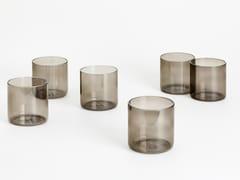 Set di bicchieri in vetro borosilicatoRIFLESSI - GEELLI BY C.S.