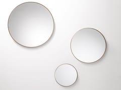 Specchio rotondo da pareteRIFLESSO - DE CASTELLI