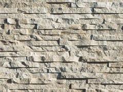 Rivestimento in pietra ricostruitaRIGO P36 | Bianco Melange - GEOPIETRA