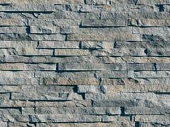 Rivestimento in pietra ricostruitaRIGO P36 | Zinco Melange - GEOPIETRA