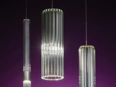 Lampada a sospensione a LED a luce diretta in vetro borosilicatoRIGOLETTO | Lampada a sospensione - ALBUM ITALIA