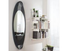 Specchio da parete con corniceRIMINI - IDEAS GROUP