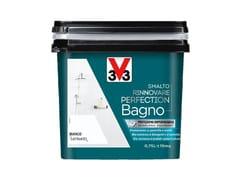 Smalto rinnovatore all'acquaRINNOVARE PERFECTION BAGNO - V33 ITALIA