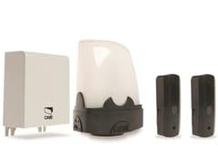 Sistema di sicurezza wireless per le automazioniRIO SYSTEM - CAME